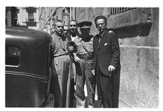 El maestro Serrano con el ejército de la República (entre 1936 y 1939) - Finezas Civilization, Spanish, War, Fictional Characters, Spanish Language, Fantasy Characters, Spain