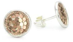 "Anna Beck Designs ""Gili"" 18k Rose Gold-Plated Dish Post Earrings, http://www.amazon.com/dp/B005EJIPV8/ref=cm_sw_r_pi_awdm_cjV.sb12NM16M"
