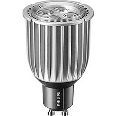 Cool PHILIPS MASTER LED spot replacement for halogen spots socket with warm white light dimmable