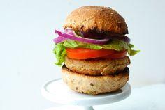 finally I found the burgerfi veggie burger recipe!