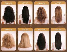Brazilian blowout your hair!  Enjoy Brazilian Blowout!  Read more about it here.....