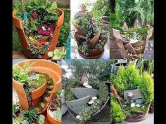 Die 18 besten bilder von minigarten - Minigarten im topf ...