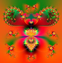"A fractal artwork from Solomon Barroa entitled ""Pathophysiology"""