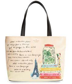 Kate Spade New York tote bag http://rstyle.me/n/w3pmwbna57