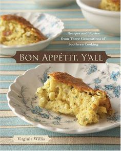 Bon Appetit,Y'all: Recipes and Stories from Three Generations of Southern Cooking - FABulous cookbook combining the best of French and Southern. And just a great read for food Homemade Chocolate Pie, Chocolate Pies, Homemade Breads, Cooking For A Group, New Cooking, Cooking Games, Cooking Classes, Beginner Cooking, Cooking Bread