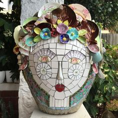 Mnemosyne (Goddess of Memory) | by gillm_mosaics
