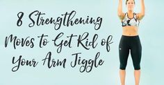 Arm flaps, granny arms, bat wings, whale flippers: Whatever we call them, they've haunted our tank top-loving bodies for too long. Stephanie Thielen, American Council on Exercise certified personal trainer in Omaha, Nebraska, says the best way to rid yourself of the jiggle is to incorporate a consistent exercise regimen (like the one below)...
