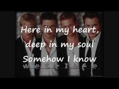 Best love song ever : Westlife - As love is my witness [Lyrics Video] love it!!!