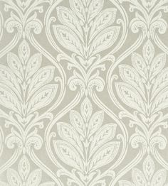 Ryecote Damask Wallpaper by GP & J Baker | Jane Clayton