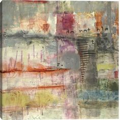Gallery Direct Fine Art Prints: Pretensel Ii by Jane Bellows