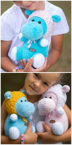 We've rounded up some adorable Crochet Animals Patterns and we know you are going to love them. Crochet Elephant Pattern, Crochet Teddy Bear Pattern, Crochet Octopus, Giraffe Pattern, Crochet Mouse, Crochet Unicorn, Crochet Animal Patterns, Stuffed Animal Patterns, Crochet Animals
