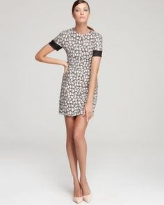 DIANE von FURSTENBERG Dress - New Cindy Puffy Sequins | Bloomingdale's