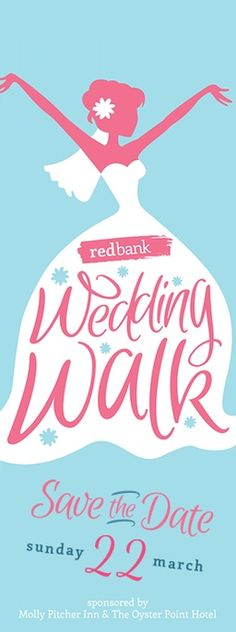 Red Bank Wedding Walk 2015 @mollypitcherinn @oysterpointnj