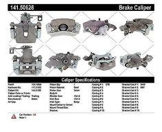 Premium Semi-Loaded Caliper-Preferred fits 2014-2016 Kia Soul  CENTRIC PARTS