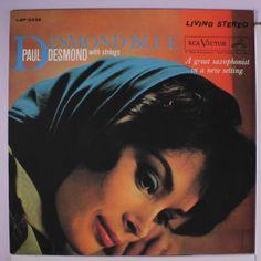Paul Desmond1961Desmond Blue