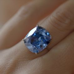 The Blue Moon Diamond - The Most Expensive Diamond in the World!