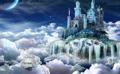 Moving Waterfall Wallpaper | Legendary Waterfalls Animated Wallpaper - DesktopAnimated.com