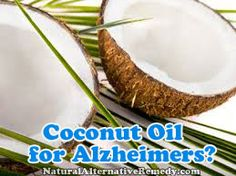 Coconut Oil for Alzheimers? | Natural Alternative Remedy
