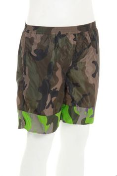 Valentino camouflage boxer bathing suit (art. : EVAM0005 VT0305 105)