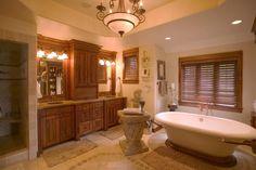 Spacious Bathroom Suite