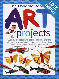 This miniature edition of Art Projects is packed full of inspiring creations which use a variety of materials to create exciting drawings, paintings, prints and collages. Aspiring artists can follow the simple step-by-step instructions exactly, or use the ideas to create pictures of their own. Includes lots of ideas for framing pictures and making cards.