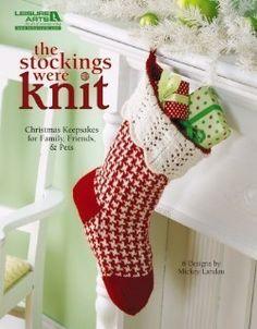 knit Christmas stocking patterns