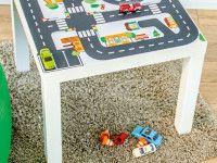 Ikea Hacks fürs Kinderzimmer: Limmaland - Klebefolie
