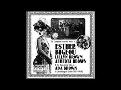 Lillyn Brown- The Jazz Me Blues - YouTube