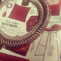 Marsala everywhere! ❤ #marsala #coloroftheyear #2015 #new #statement #necklace #juniiq #jewelry