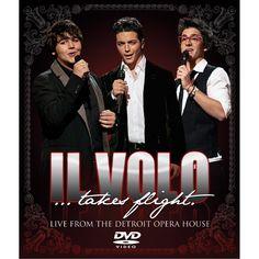 Il Volo: Il Volo Takes Flight - Live From the Detroit Opera House: Il Volo, RON de MORAES: Movies & TV