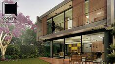Hostel, My House, Outdoor Decor, Lofts, Home Decor, Exterior, Ideas, Passive House, Types Of Construction