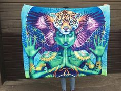 Power and Peace Blanket