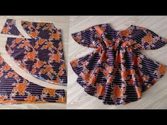 Baby Girl Dress Patterns, Baby Clothes Patterns, Dress Sewing Patterns, Baby Girl Dress Design, Girls Frock Design, Baby Frocks Designs, Kids Frocks Design, Girls Dresses Sewing, Dresses Kids Girl