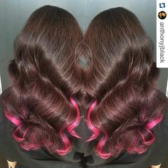 Cut, Style, and Extensions by Anthony, Colour by Diana. Fioriosquareone, itsawavyday, hair, hairdreams, hairlove, hairextensions, hairstylist, colourist, sopretty, longhair, longhairdontcare, pink, sombré, waves, instahair, instalike, instafollow, balayage, fiorio, fioriosalon, mississauga, squareone, besthairsalon, picoftheday, beautiful, hairtrends, style, fashion.