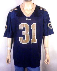 578982548 euc Adidas St. Louis LA Rams Adam Archuleta NFL Jersey Football los angeles  XL. Stl Vintage