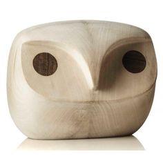 Figurka Sowa Howdy Owl M Menu, Scandinavian Living
