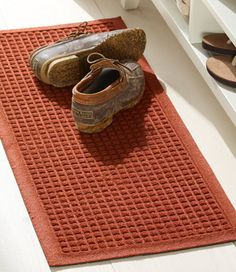 Waterhog Mat, Everyspace Boot