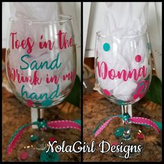 #beach #babe #flioflops #sand #toes #wine #drinks #party #gift #vinyl #wine #southern #shopwithme #ohiomade #personalized #gift #vinyl #custom #southern #bachelorette