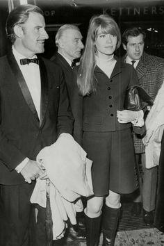 Grand Prix, Françoise Hardy, Signature Style, Style Icons, Fashion Forward, Marie, Cinema, Celebs, Actresses