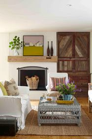 The Polished Pebble: Country Living