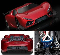 Traxxas XO-1 is world's fastest remote control car for big boys