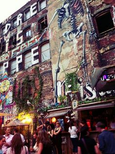 Berlin - Kater Holzig - BOOOOOO long hours spent partying here are no more! :(