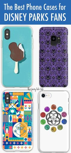 The Best Phone Cases for Disney Parks Fans - This Fairy Tale Life