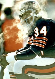 """Most important thought, if you love someone, tell him or her, for you never know what tomorrow may have in store."" Walter Payton"