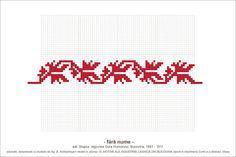 Cross Stitch Borders, Cross Stitch Patterns, Folk Embroidery, Hama Beads, Beading Patterns, Pixel Art, Diy And Crafts, Craft Projects, Handmade