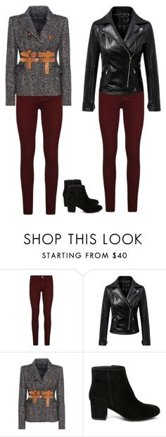 """""""too much fit"""" by yuri-writer on Polyvore featuring Paige Denim, Chicnova Fashion, Tom Ford and Steve Madden"""