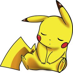 sleeping pikachu wallpaper - Google Search