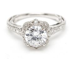 This was made for me. Parade Engagement ring. http://www.paradedesign.com/Engagement-rings/