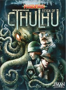 Pandemic: Reign of Cthulhu. 4/5