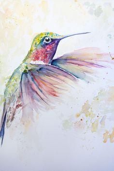 Image from http://www.pinteresttattoos.com/wp-content/uploads/2014/11/original-watercolour-humming-bird-painting-print-8x10.jpg.